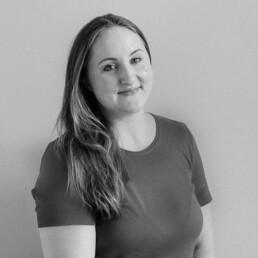 Porträtfoto von Anna Budimir, Bauingenieurin bei D&CO