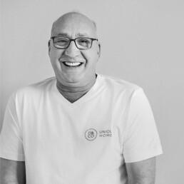 Porträtfoto von Michel Guerin, Facility Manager bei D&CO