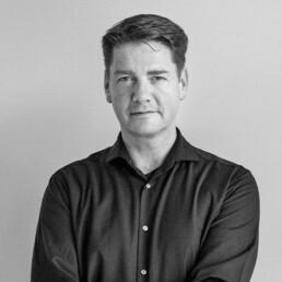 Porträtfoto von Thies Dohrn, Geschäftsführer D&CO